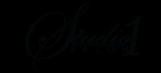 Studio 1 Salon Logo